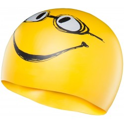 Have a Nice Day Silicone Cap